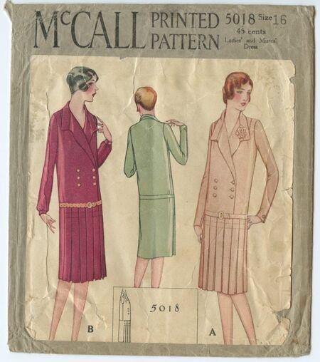 McCall 5018