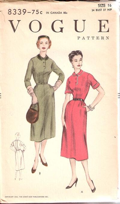 Vogue-one-piece-dress