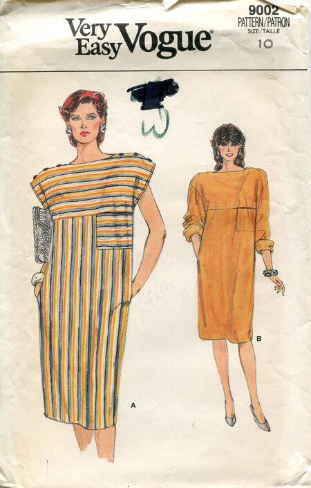 Vogue9002dress