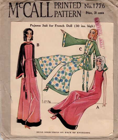 McCall 1776