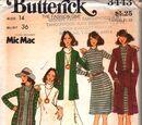 Butterick 3443 B