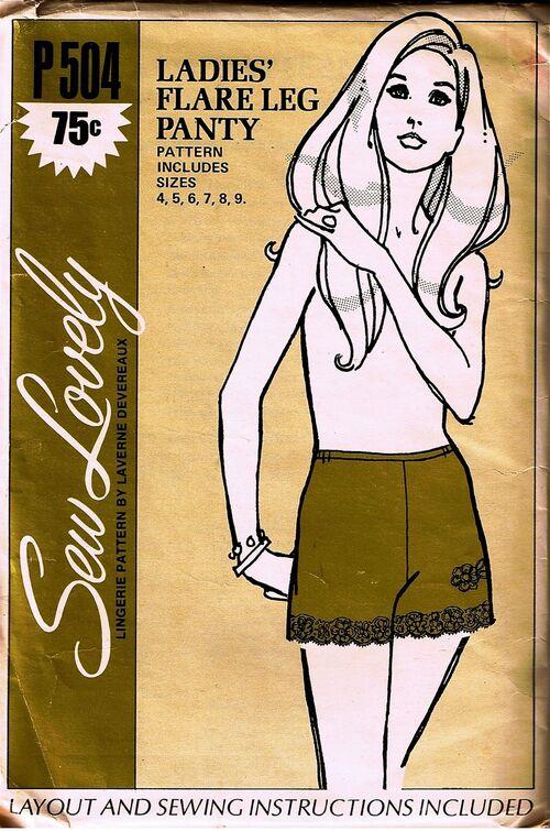 SewLovelyP504