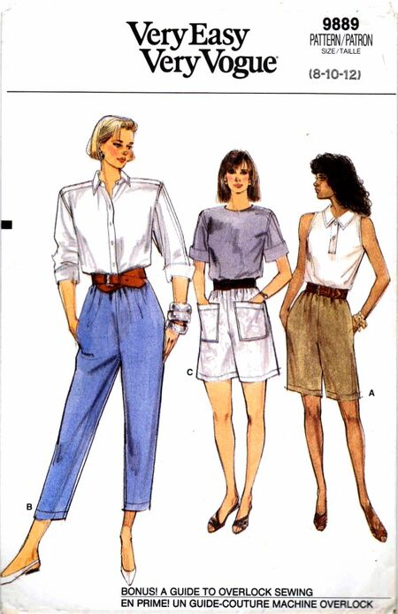 Vogue 1987 9889