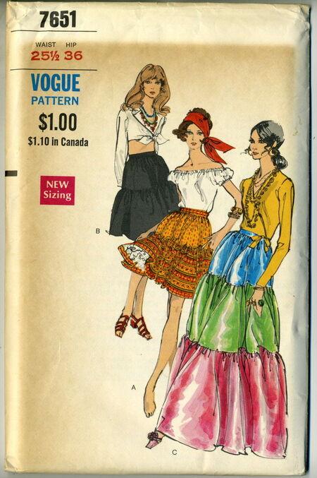Vogue 7651001
