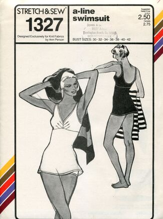 Stretch&sew1327swimsuit