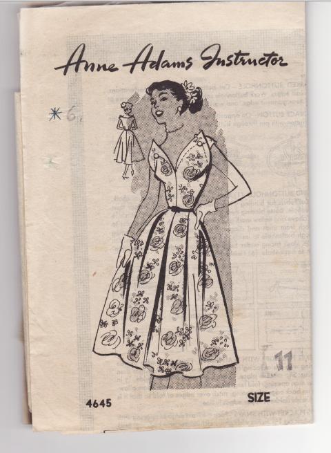 Anne Adams 4645