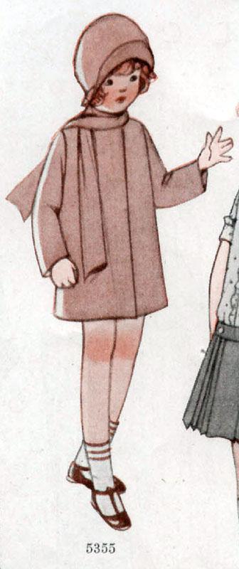 McCall 5355 1928 B
