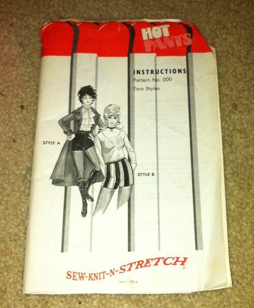 Sew Knit N Stretch 000