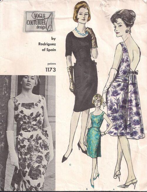 Vogue 1173 A image