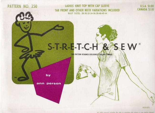 Stretch & Sew 250 image