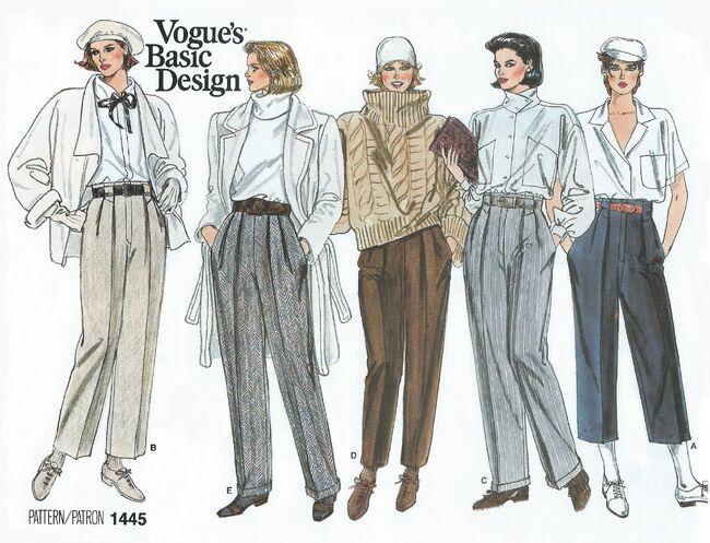 Vogue 1445
