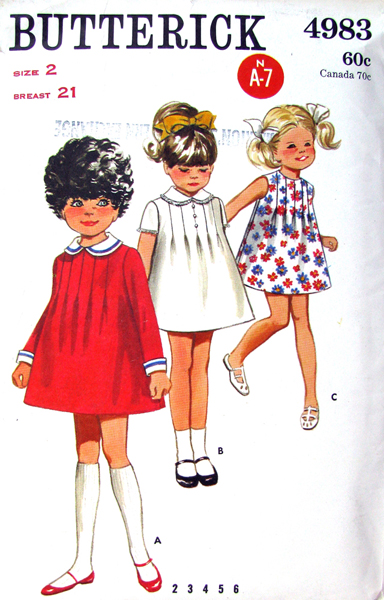 Butterick 4983 image