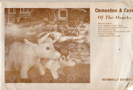 Clementine & Cassy