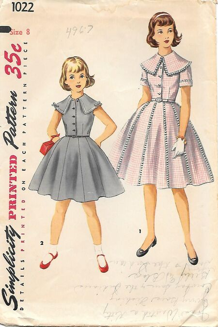 S1022girls8,1954