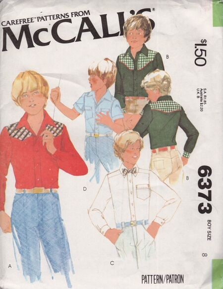 McCall's 6373 image