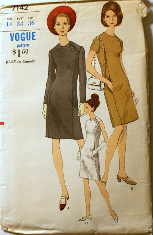 Vogue 7142