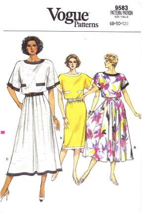 Vogue 1986 9583
