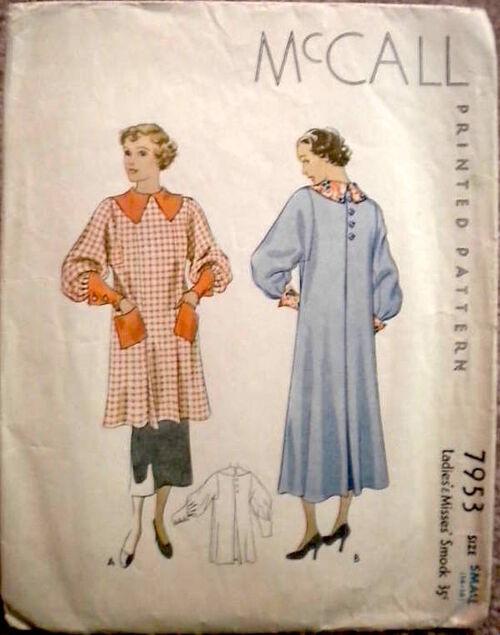 McCall 7953 A image