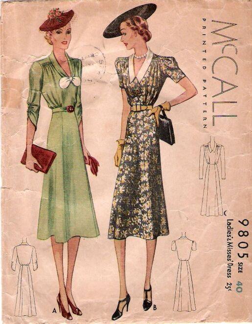McCall 9805