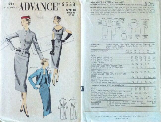 Advance 6533