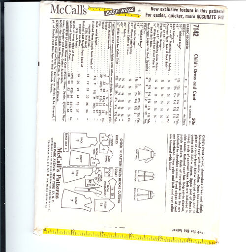 Mccalls 7142b