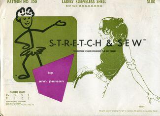 Stretch&sew350t