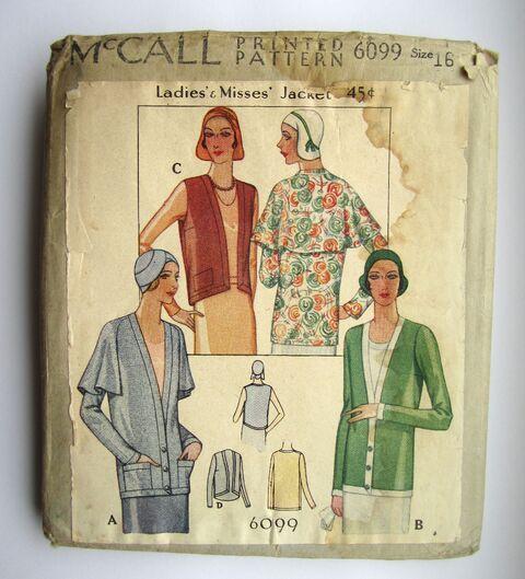 Mccall 6099