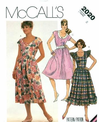 McCalls 1985 2020