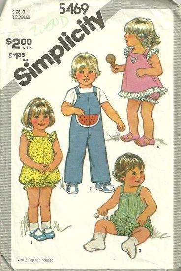 Simplicity 5469