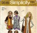 Simplicity 9618
