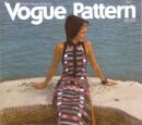 Vogue International Pattern Book June/July 1971