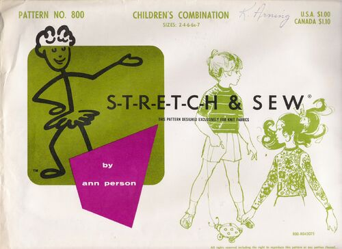 Stretch & Sew 800 image