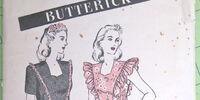 Butterick 3434 A