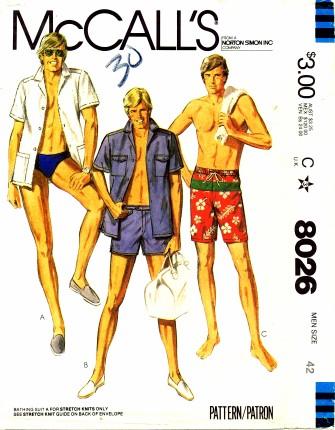 McCalls 1982 8026