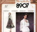 Simplicity 8907
