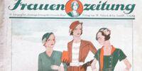 Vobachs Frauenzeitung No. 16 Vol. 35 1932