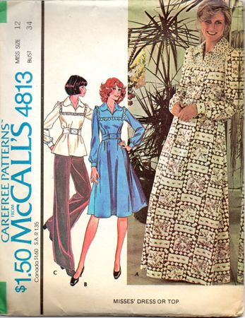 McCall's 4813
