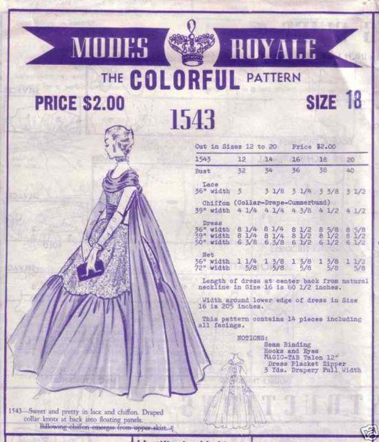 Modes Royale - 1543a