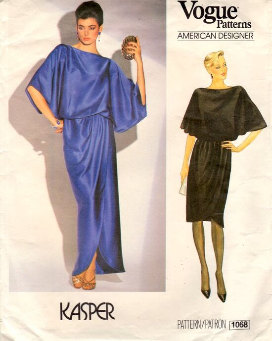 Vogue 1068 A