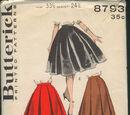 Butterick 8793