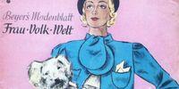 Beyers Modenblatt No. 26 Vol. 13 1935