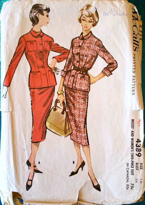McCall's-4389-front
