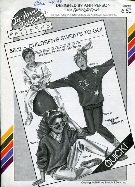 Stretch&sew5800