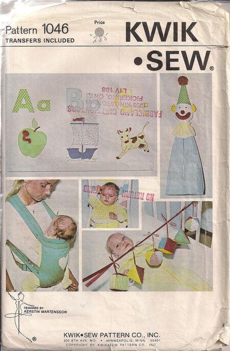 Babysewingpattern