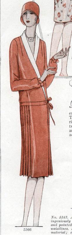 McCall 5366 1928 B