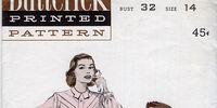 Butterick 6270 B