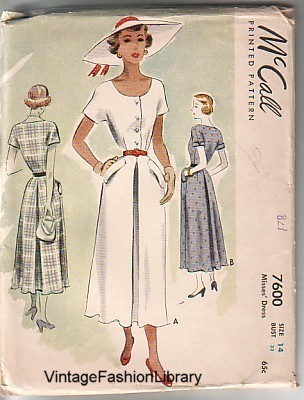 Mccall 7600 cover