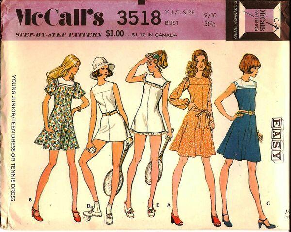 Mccalls 3518