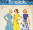 Simplicity 6884