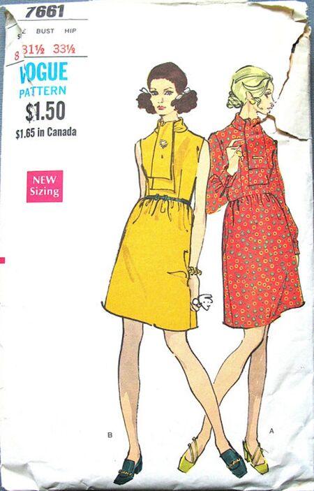 Vogue 7661